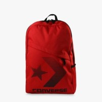 Tas sekolah ransel kuliah Backpack Converse Red Original