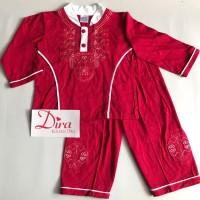 DISKON baju setelan koko anak bayi laki kaos warna 264 TERBARU