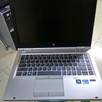 Laptop Hp elitebook 8470p corei7 gen 3 vga AMD RADEON 7400 1 gb