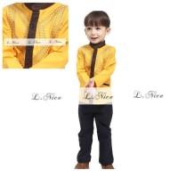 L-Nice Koko Set / Setelan Baju Koko Anak Import