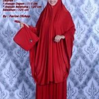 Mukena Polos Khadijah Terbaru 2018 (Farisa Olshop Rabbani N Harganya)