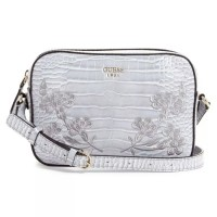 Jual TAS GUESS MINI CARTERA GUESS KAMRYN TOP ZIP CROSSBODY BAG ORIGINAL Murah