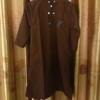 gamis jubah anak remaja laki2+peci no.10-12/baju muslim ngaji lebaran