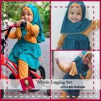 Baju Anak Perempuan Online, Baju Muslim Anak Online
