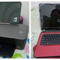 laptop HP pavilion type 14-B039TU beli laptop bonus printer HP