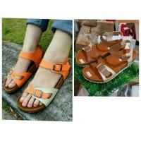 Sandal / Sendal / Sepatu Tali Santai Carvil / sepatu sandal wanita