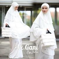 Mukena Al Gani Raisa by Yulia