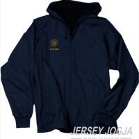 bikin jaket komunitas bahan parasut ( rochester jersey jogja )
