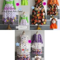 Gamis Anak Branded Labella 54 size 6