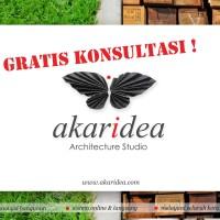 Jasa Arsitek (Desain Rumah Sehat & Murah) Akaridea Studio