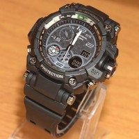 Jam Tangan Pria G-Shock protection Black Kw Super