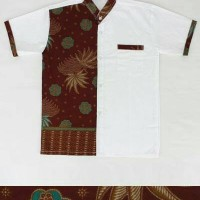 uCBUM1222 - Baju Koko Anak Kombinasi