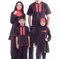 Baju Anak Muslim Koko  Kaos Lengan Pendek AKA 03A Umur 8, 10, 12 Tahun
