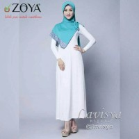 Zoya Dress Inner Ardicia / Gamis / Hijab / Jilbab / Busana