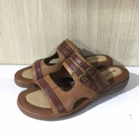 HUSH PUPPIES Alt Keaton Tan Sandal