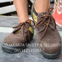 JUAL SEPATU BOOTS SAFETY CATERPILLAR PRIA ONLINE FOOTWEAR MURAH JKT
