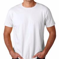 kaos polos gildan softstyle white original murah