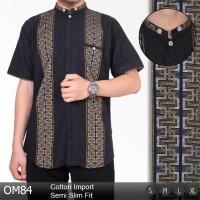 DISKON Kemeja Muslim Baju Koko Modern Pria Kemeja Koko Murah Gamis Pr