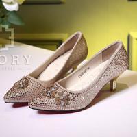 Sepatu Wanita   EMORY Vaganza   Shoes 487