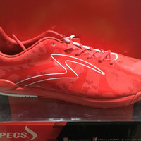promo sepatu futsal specs barricada ultima warna merah ORIGINAL