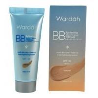 Kosmetik Wardah Lightening BB Cream SPF 32 15ml (Light?Natural)