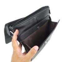 TERBARU Tas Kulit Pria Slimbag Bodybag Import Branded - AIGNER TUSS