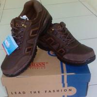 Sepatu Weidenmann STINGER 3 dark brown