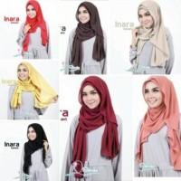 Hijab Instan Inara / Kerudung Langsung Pakai / Jilbab