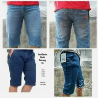 Celana jeans pendek pria lois / celana jeans pendek pria lois / celana