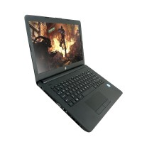 Laptop HP 14-BW 005AU AMD A4 4GB RAM HDD 500GB DVDRW RESMI