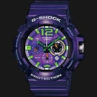 Jam Tangan Pria Casio G-Shock Original GAC-110-6A G-Shock Protection
