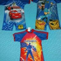 Jual Baju Renang Diving Anak Cowok Laki Laki Sd Kelas 5-6 Sd Murah