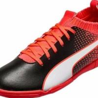 sepatu futsal puma evo knit FTB IT orange sepatu bola futsal online