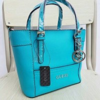Jual guess delaney mini/tas guess original/guess bag/guess mini/ Murah