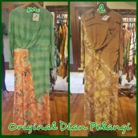 Mentari Dress Jumputan By Dian Pelangi