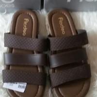 Sz 40 Sandal Casual keren  pria branded merk FLADEO