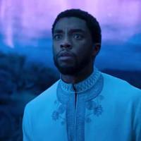 Baju Koko Black Panther T'CHALA King of wakanda Marvel White