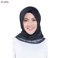 Scarf Elzatta / Hijab Segi Empat / Jilbab Polos Elzatta