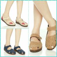 Jual kickers original online sepatu wanita flaf shoes kickers