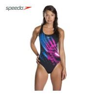 Speedo Ignitor Placement Powerback  - Baju Renang Wanita Original