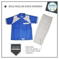 Baju Koko Anak L 3-4 tahun / Baju Muslim Anak Laki-laki Baju Koko Anak