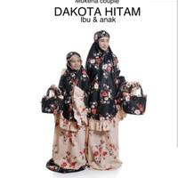 mukena terbaru 2018 Mukena Couple Ibu dan Anak Katun Jepang Dakota hi