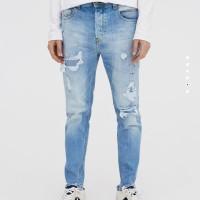 TERLARIS Celana Ripped Jeans PB original Not Nudie Mexx Cheap Monday