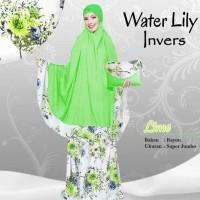 Mukena Bali Super Jumbo water lily