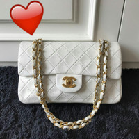 Tas Branded Original CHANEL Preloved Bekas Gucci Prada LV Wanita Bag