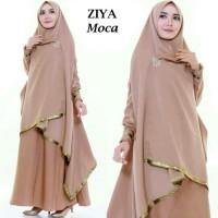 FG Maxi dress Syari /Gamis Syari /Baju Muslim Syari Terbaru Zoya