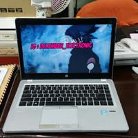 Laptop HP Elitebook Folio 9470m core i5 ram 4GB