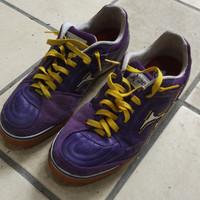 Sepatu Futsal Joma TopFlex Purple Original Leather