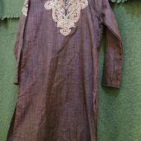 Baju India/ baju koko Anak Laki Laki Warna Merah