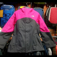 JAKET GUNUNG WATERPROOF THE NORT FACE BUKAN REI EIGER CONSINA COLUMBIA